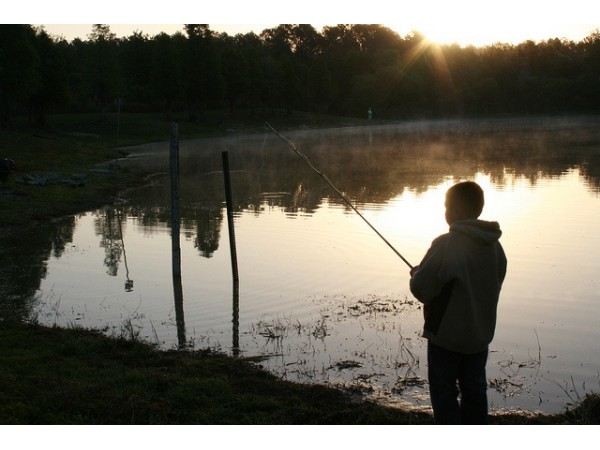 License free fishing weekend around the corner for Do you need a fishing license
