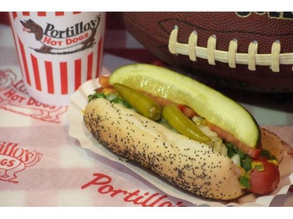 Portillo S Hot Dogs Tampa Florida