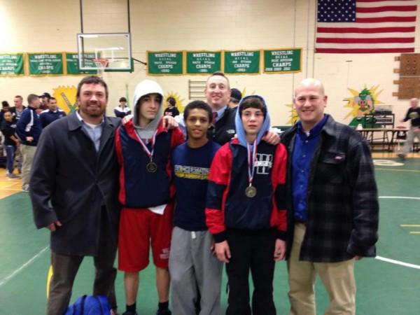 Congrats To Wall Intermediate School Wrestlers - Wall, NJ ...