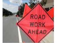 Construction Alert Water Line Project Could Affect Traffic