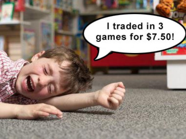 Five Tips When You Buy or Trade at Gamestop
