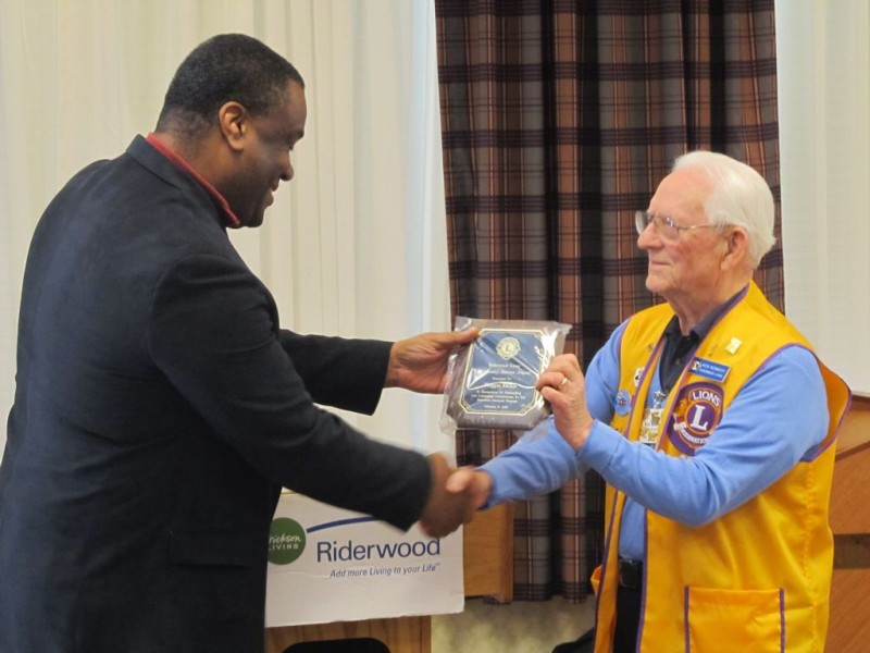 riderwood lions club lives the mission with help from its friends silver spring md patch. Black Bedroom Furniture Sets. Home Design Ideas