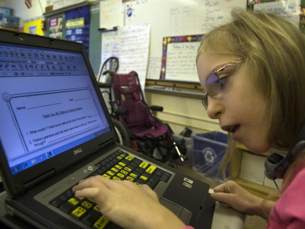 technology and special education We're continuing our series on special education by focusing on how edtech is changing the landscape and opening new doors for students with a wide variety of disabilities.