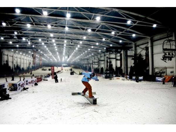 12 Story Indoor Ski Park Planned For Meadowlands Mega Mall