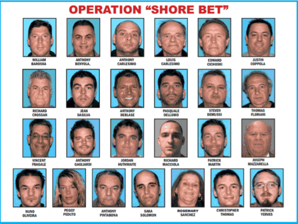 monmouth beach men Monmouth beach and sea bright men are two of the 16 monmouth county residents who have been arrested for their roles in a $1 million-a-week internet gambling ring that operated out of a county.