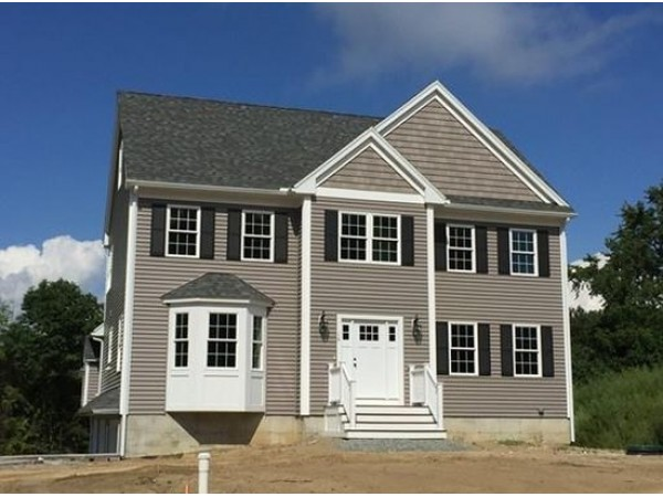 Several new construction homes on the market in wilmington for Building a house in ma