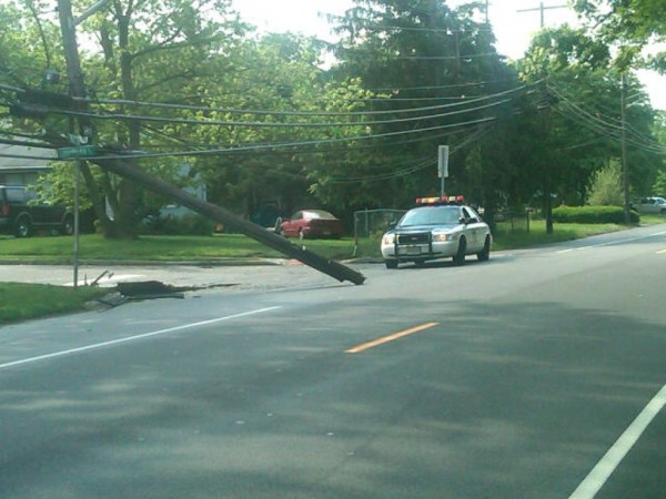 Update Driver In Route 166 Mva Apparently Fell Asleep