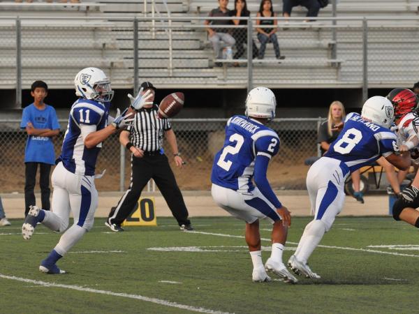 Laguna Beach High School Football Score