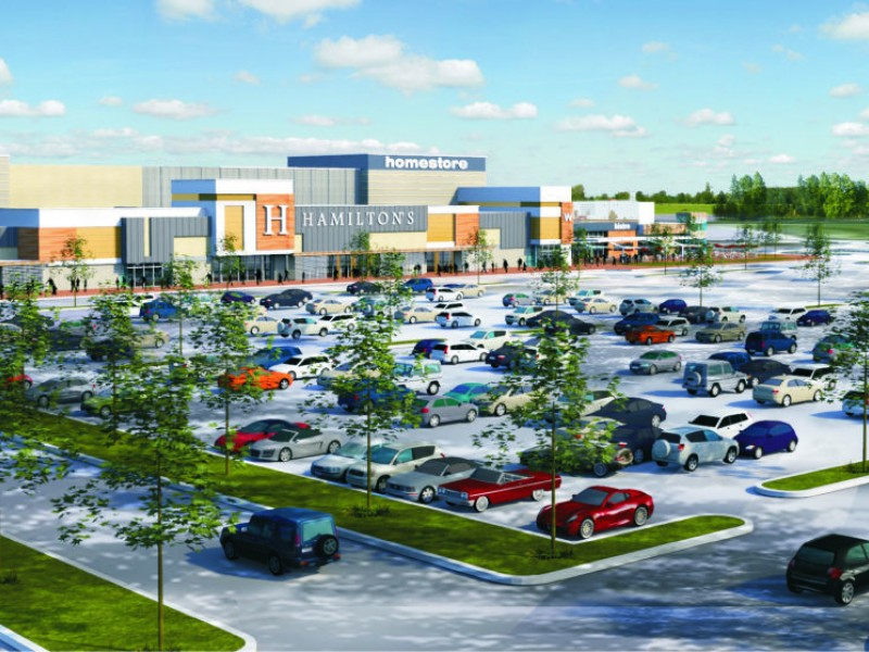 kimco unveils owings mills mall revamp designs owings