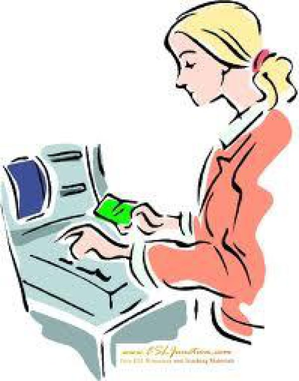 What are the duties and responsibilities of Cashier Job?