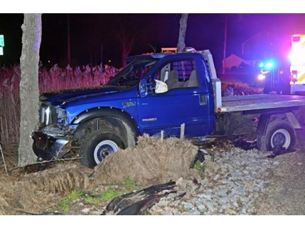 Weymouth Man Crashed Car While Drunk Fled Scene Police