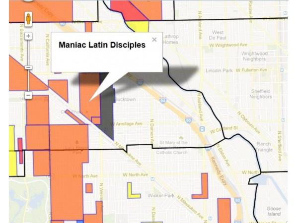 Bwp Gangs Include Latin Kings Maniac Latin Disciples