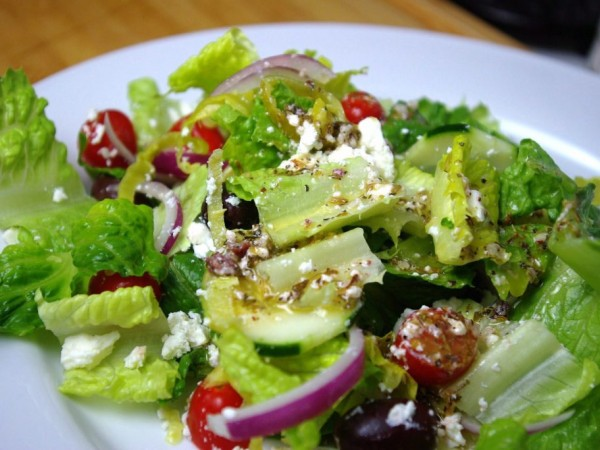 how to make homemade greek salad dressing