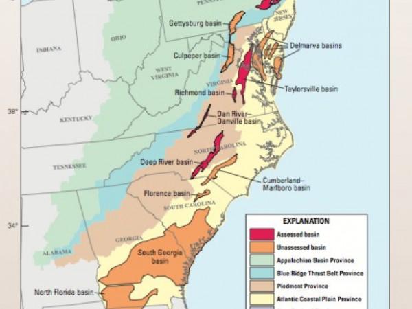 South Newark Basin Natural Gas