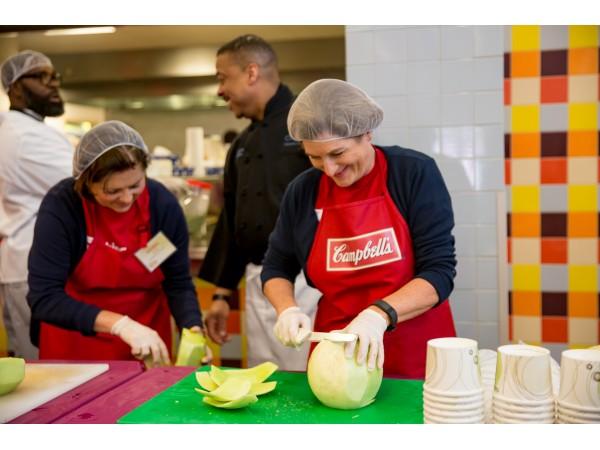 Volunteer Soup Kitchen Camden Nj