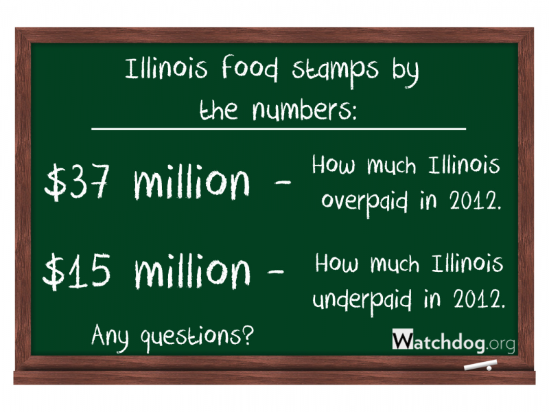 Illinois Food Stamps Requirements Foodstutorial Org