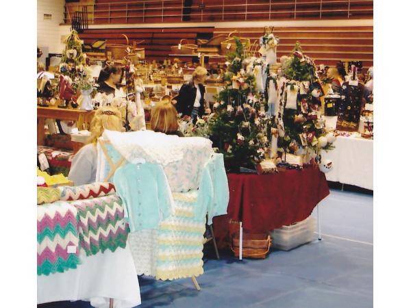 Waukesha Arts And Craft Fair November