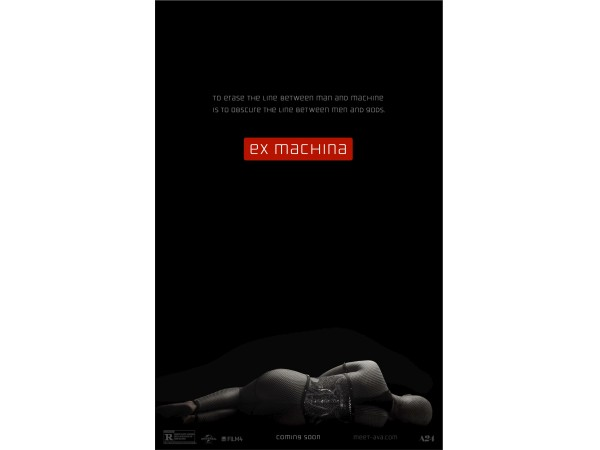 a review of artificial intelligence in ex machina a movie by alex garland A review of ex machina, from the south by southwest film festival  alex garland's first novel,  ponderous story of artificial intelligence, natural.