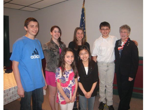 Elks essay contest 2011