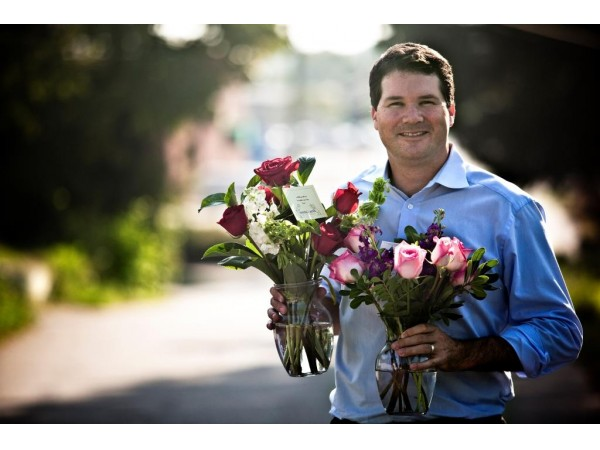 Silicon Valley Branch Of 'Random Acts Of Flowers' Opens ...