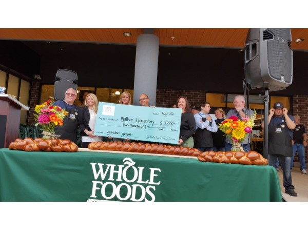 Willowbrook Whole Foods Grand Opening