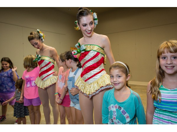 rockettes 12 days of christmas dance costume