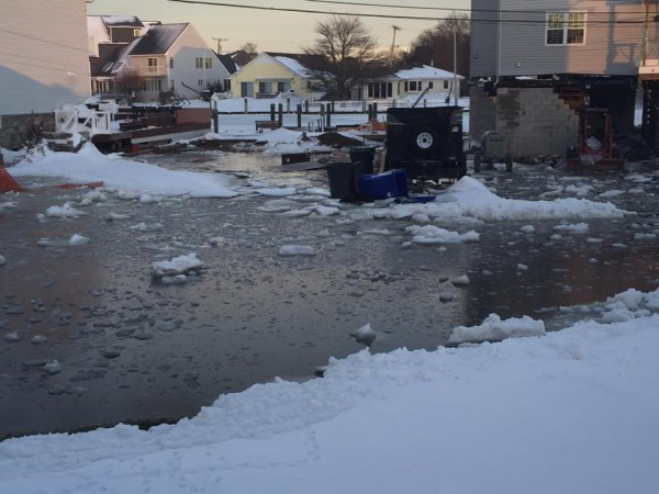 Toms River Escapes Major Flood Damage Bayside Flooding Leaves Residents Angry Toms River Nj