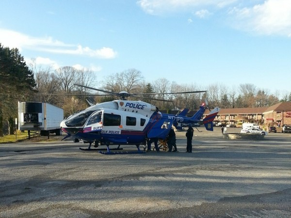 Construction Worker Falls 30 Feet From Roof In Centerport