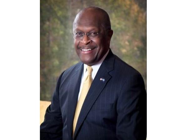 Who is Herman Cain you ask?