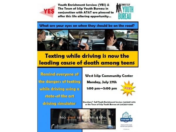 Youth Enrichment Services Long Island