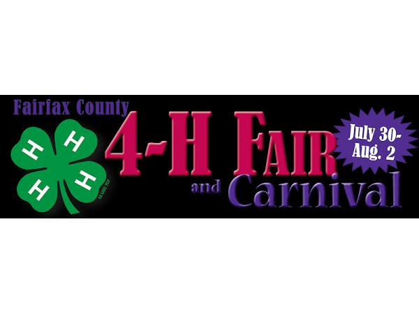 Frying Pan Farm Park Will Host Fairfax County 4 H Fair