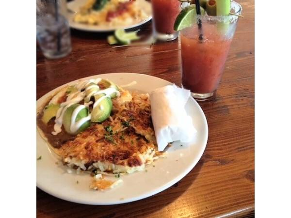 Best Huevos Rancheros Long Beach