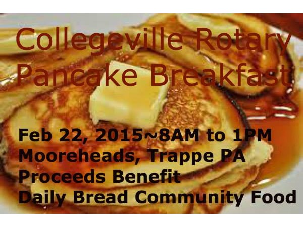 Daily Bread Community Food Pantry Collegeville Pa