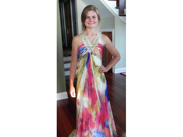 Recycled Prom Dress Project in Huron Valley