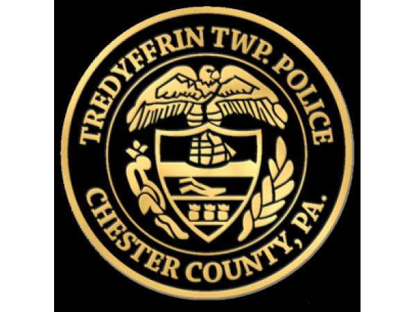 This Week S Tredyffrin Township Police Blotter