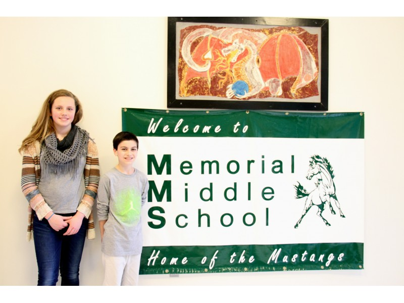 Memorial middle school homework helper