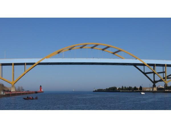 Hoan Bridge Collapse