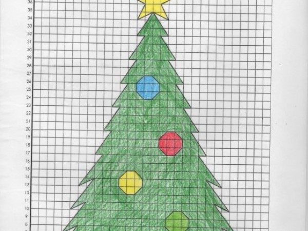 Free Worksheets Christmas Coordinate Graphing Worksheets Free – Christmas Graphing Worksheets