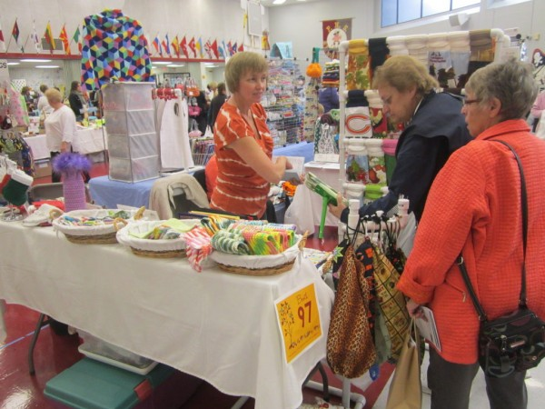 Palatine High School Craft Fair