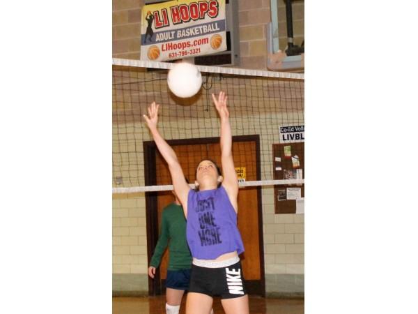 Indoor Volleyball Leagues Long Island