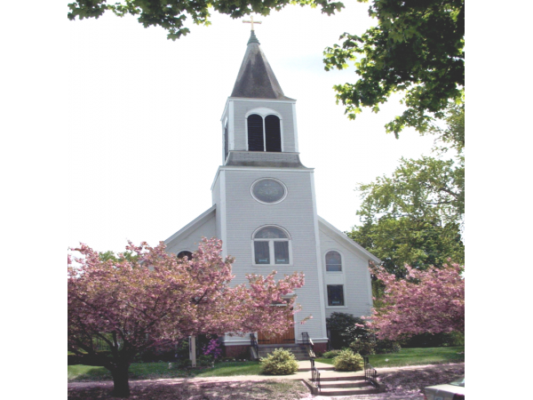 The first lutheran church and st luke s episcopal church are