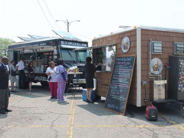 Southfield Food Truck Rally