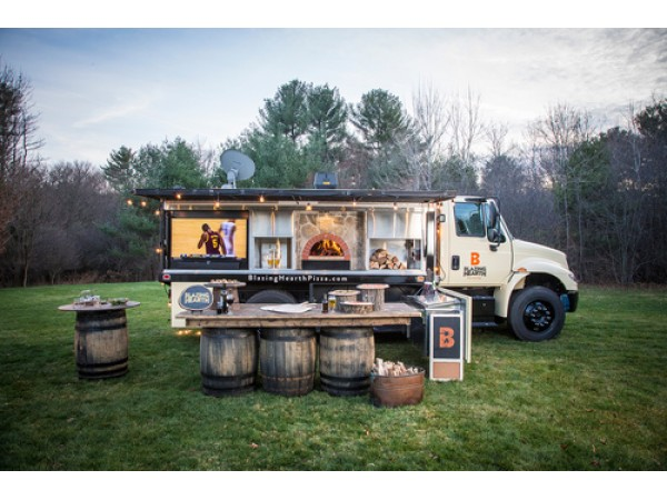 Out Of The Ordinary Catering Food Truck