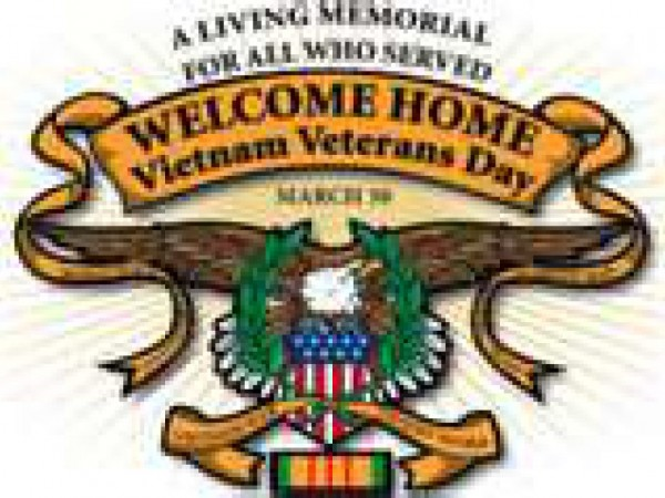 Vietnam Veterans Day 2013 Clip Art