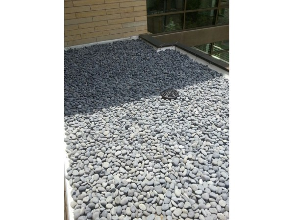 River Rock Decorative Stone For Your Roof Glenview Il