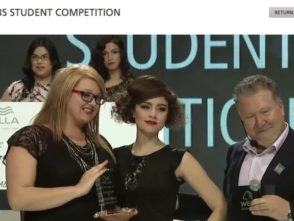 An Local Beauty School Wins Top Honors
