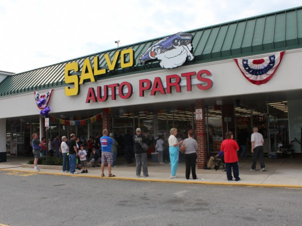 Auto Parts Store Nearby >> Perry Hall Salvo Auto Parts, A Family Affair - Perry Hall ...