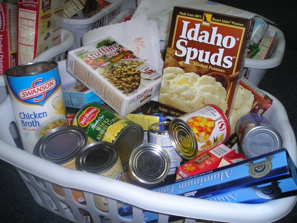 Thanksgiving Food Donation Opportunities in Prince George ...
