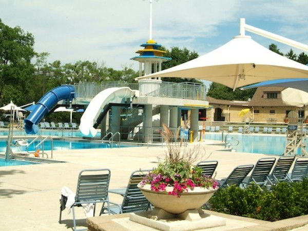 Park District Roosevelt Pool Reopens Glenview Il Patch