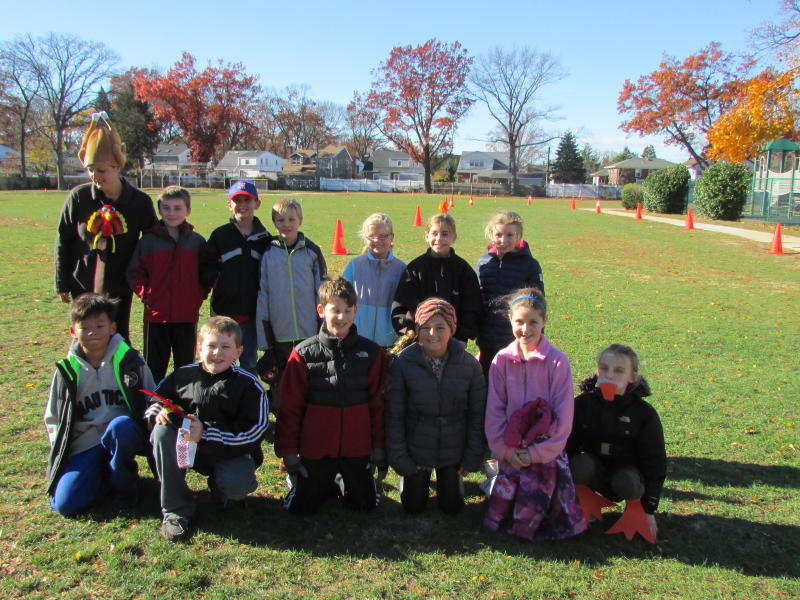 Manor Oaks School Holds Second Annual Turkey Trot New
